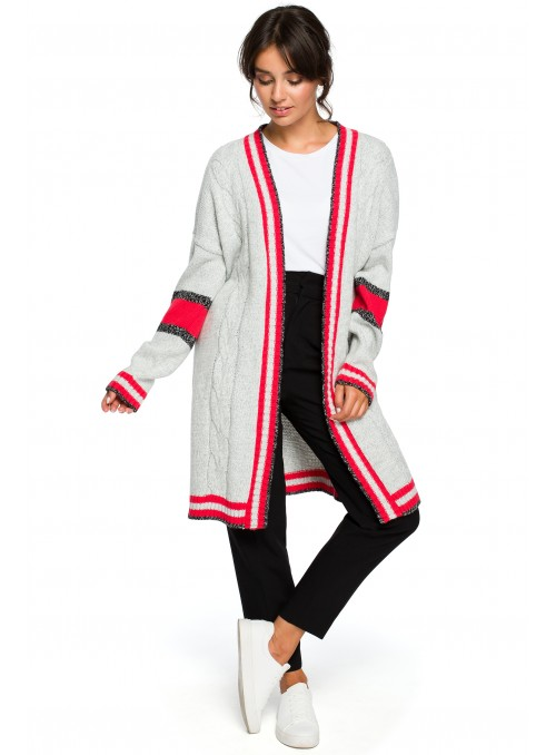 Stilingas ilgas megztinis
