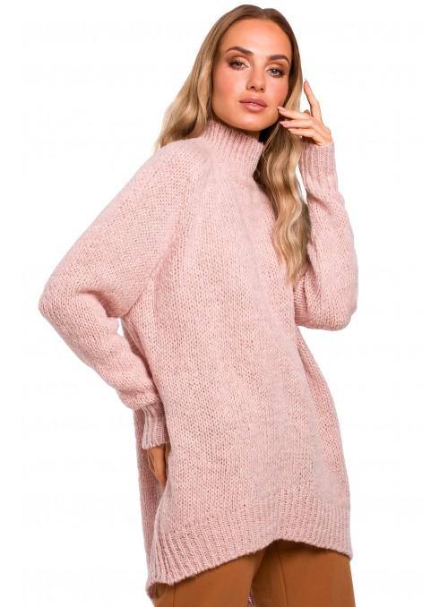 Raudonas megztinis