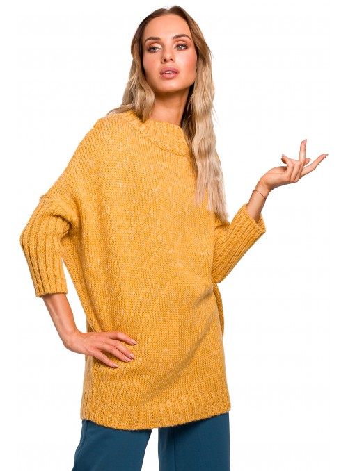 Tamsiai pilkas megztinis