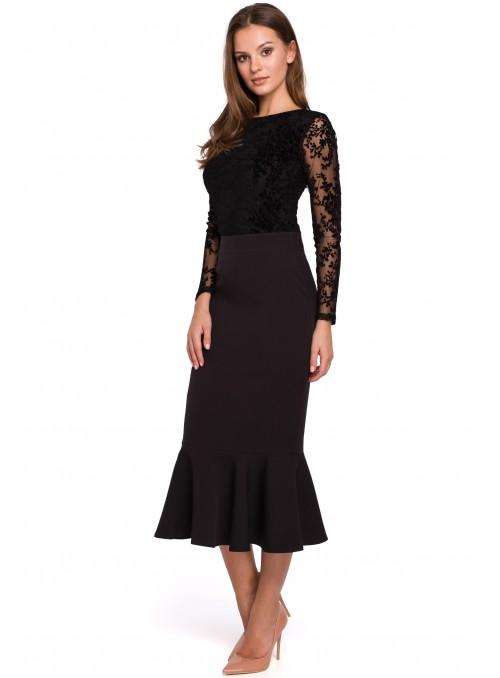 Juodas sijonas